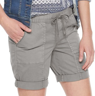Women's SONOMA Goods for Life Utility Bermuda Shorts
