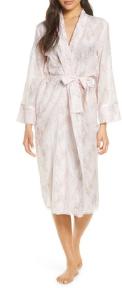Papinelle Falling Blossom Long Sleeve Robe