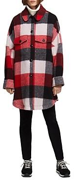 Woolrich Buffalo Wool-Blend Coat