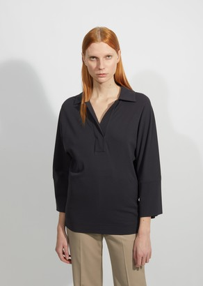 Lemaire Short Sleeve Jersey Polo