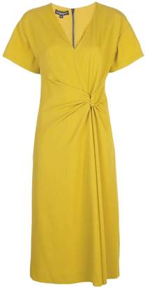 Narciso Rodriguez knot detail dress