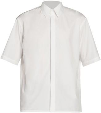 Fendi Button-Front Shirt