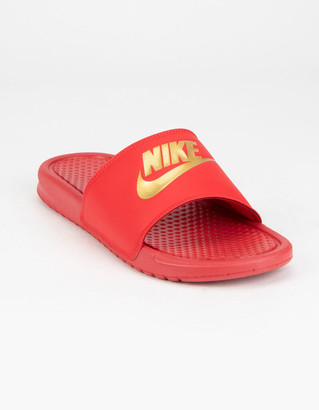 Nike Red Men's Sandals | over 10 Nike