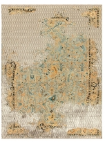 Safavieh Fusion Hand-Knotted Silk & Wool Rug