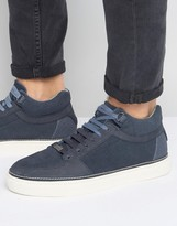 Ted Baker Komett Suede Trainers