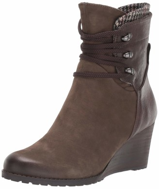 Cobb Hill Womens Lucinda Lace Mid Calf Boot