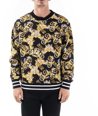 Versace Cotton Sweatshirt