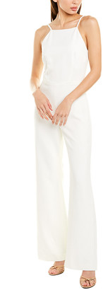 French Connection High-Neck Whisper Jumpsuit
