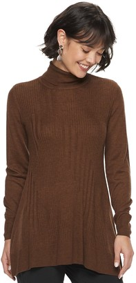 Apt. 9 Women's Knitted Turtleneck Sweater