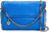 Stella McCartney Falabella foldover shoulder bag - women - Polyester/Metal (Other) - One Size
