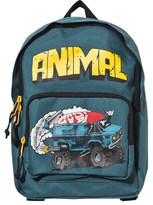 Animal Teal Sidekick Truck Backpack