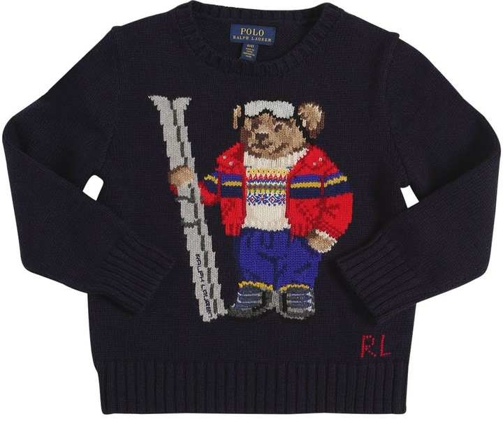 c8844afb3b Ralph Lauren Boys' Sweaters - ShopStyle