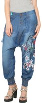 Desigual TROUSER DENIM EDITH