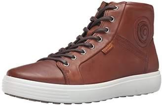 Ecco Men's Soft 7 High Top Fashion Sneaker