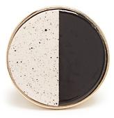 Etro Ceramic-disc signet ring
