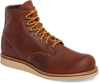 Red Wing Shoes Rover Plain Toe Boot