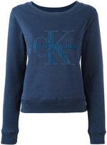 Calvin Klein 'Hadley True Icon' sweatshirt - women - Cotton - S
