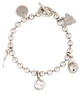 Gucci Boule Chain Charm Bracelet
