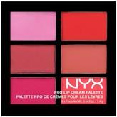 NYX Pro Lip Cream Palette The Pinks 0.31oz