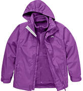 Trespass Girls' Purple 3-in-1 Skydive Jacket - 5-6 Years