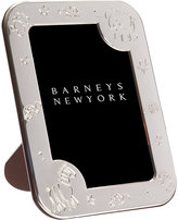 """Cunill Baby Zoo Silver 4"""" x 6"""" Picture Frame"""