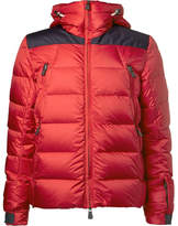 Moncler Camurac Quilted Shell Down Ski Jacket