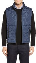 Bugatchi Men's Uomo Hooded Quilted Vest