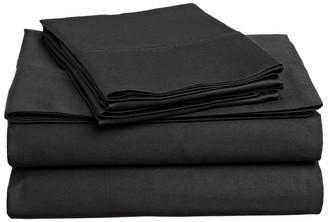 Superior 800Tc Egyptian Cotton Solid Sheet Set