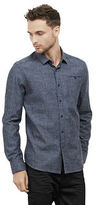 Kenneth Cole Long-Sleeve Chambray Shirt
