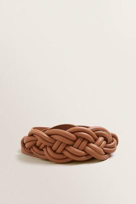 Seed Heritage Weave Tie Belt
