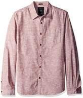 GUESS Men's Knot Chambray Shirt
