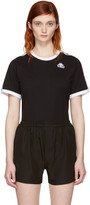 Kappa SSENSE Exclusive Black & White Authentic Vale T-Shirt