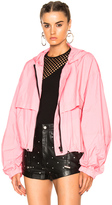 MSGM Puffer Jacket in Pink.
