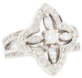Kwiat 18K Diamond Star Ring