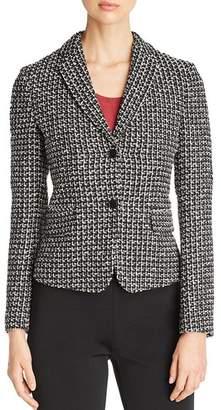 BOSS Jomanda Tweed Blazer
