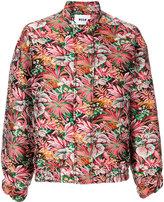 MSGM floral brocade jacket