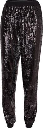 Michael Kors Collection Paillette Jogger Pant