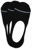 Nautica 3-Pack Liner Socks