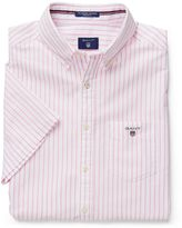 Gant The Short Sleeve Oxford Pinstripe Shirt
