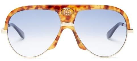 baabe7d936d39 Gucci Tortoise - ShopStyle