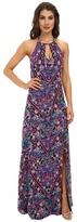 Nicole Miller Berry Bliss Halter Love Dress