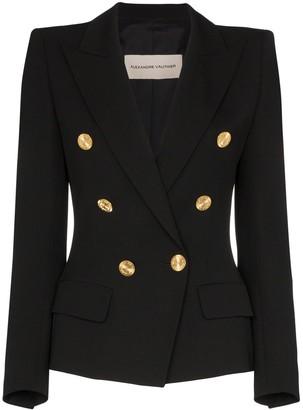 Alexandre Vauthier double-breasted blazer jacket