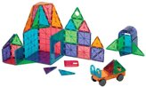 Magna-Tiles Clear Colors 48 pc DX set Toy