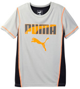 Puma Contrast Tee (Big Boys)