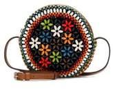 Patricia Nash Multi Bead Scafati Circle Crossbody Bag