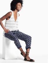 Lucky Brand Americana Paisley Pant
