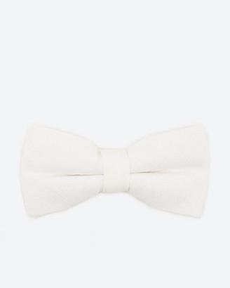 Le Château Linen Blend Bow Tie