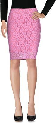 Moschino Cheap & Chic MOSCHINO CHEAP AND CHIC Knee length skirts - Item 35340331GR