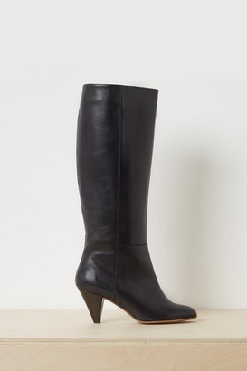 Eliza J French Connenction Knee High Boots