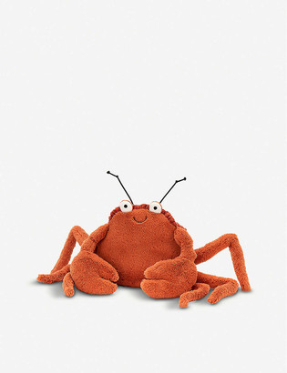 Jellycat Crispin Crab soft toy 15cm